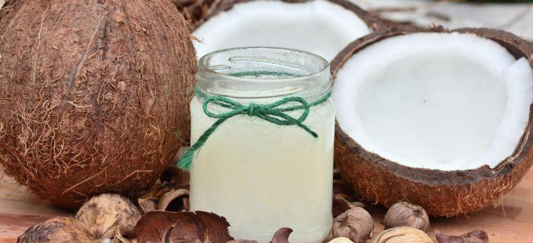 Kokosový olej pro zdraví i krásu