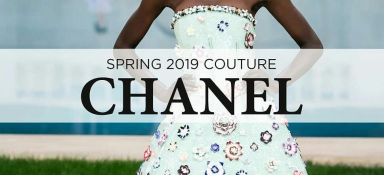 Video: Chanel Haute Couture Spring Summer 2019