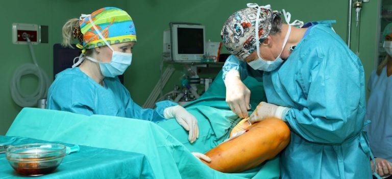 Neodkládejte operaci křečových žil