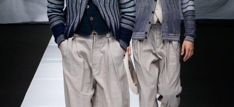 Video: Giorgio Armani Jaro Léto 2019 Men's Fashion Show