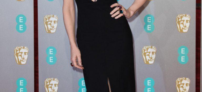 Cate Blanchett na předávání cen Britské akademie