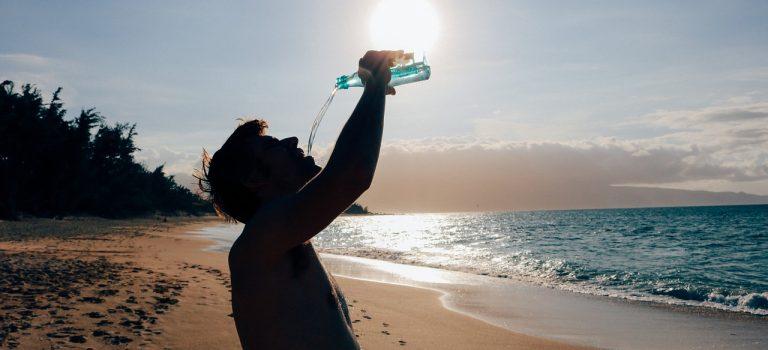 5 výhod pití vody, o kterých možná ještě nevíte
