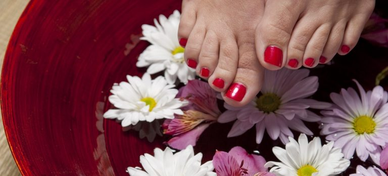 Aromaterapie v péči o nohy