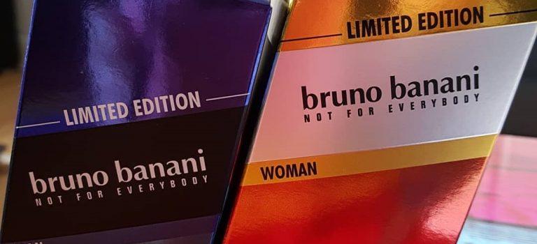 Bruno Banani představuje nové letní vůně Man a Woman