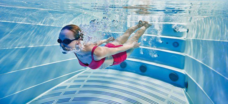 Plavání zlepšuje nejen kondici, ale i psychiku