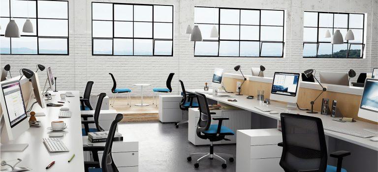 10 tipů jak vybrat kancelářskou židli
