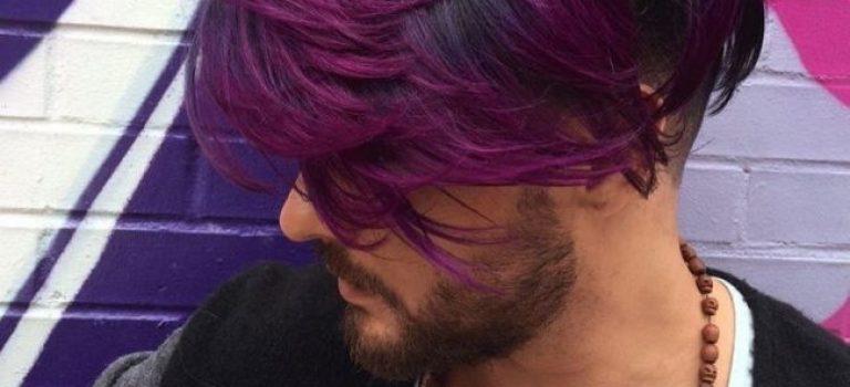 Mileniálové milují barevné vlasy