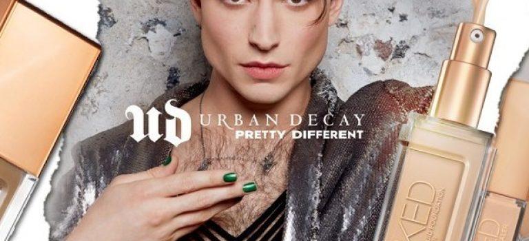 Seznamte se s novými tvářemi značky Urban Decay