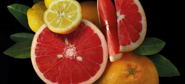 Letní kúra s výtažky yuzu a grapefruitu