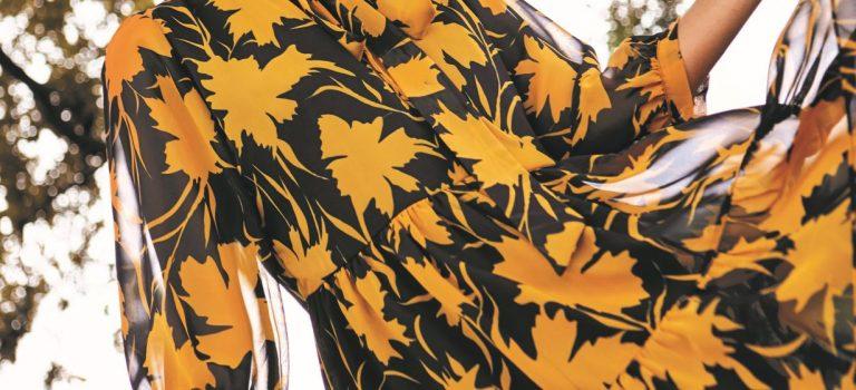 Móda v barvách podzimního listí