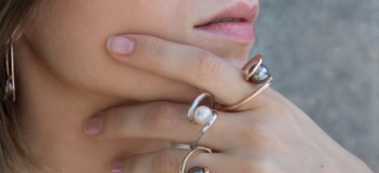 Jenny Halada: Šperky inspirované souhvězdími