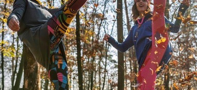 Sportujte v pohodlí i během podzimu a zimy