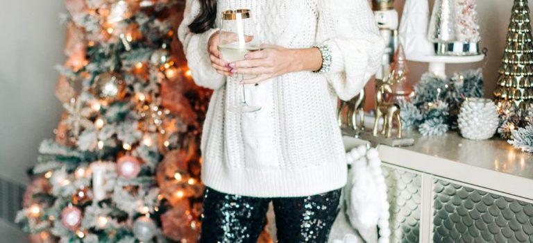 Co si obléknout na vánoční oslavu