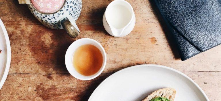 Pravidla párování čajů s jídlem