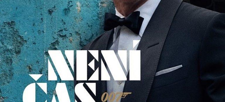 Agent 007 objevuje duo vůní