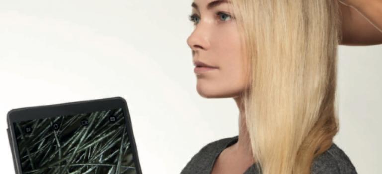 Trichologická analýza vlasů a pokožky