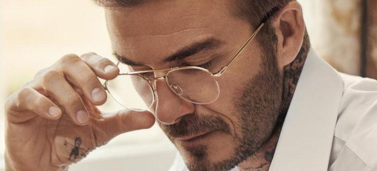 Nová kolekce brýlí by David Beckham