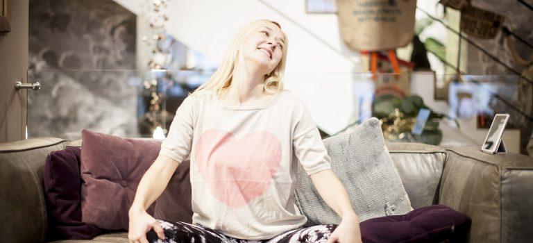 Cvičte jógu online