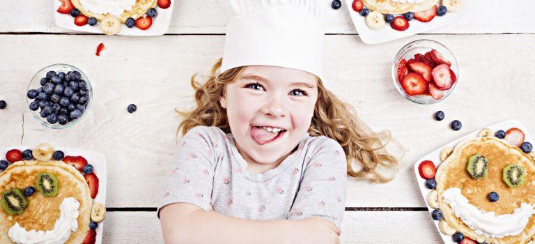 Zapojte děti do vaření!