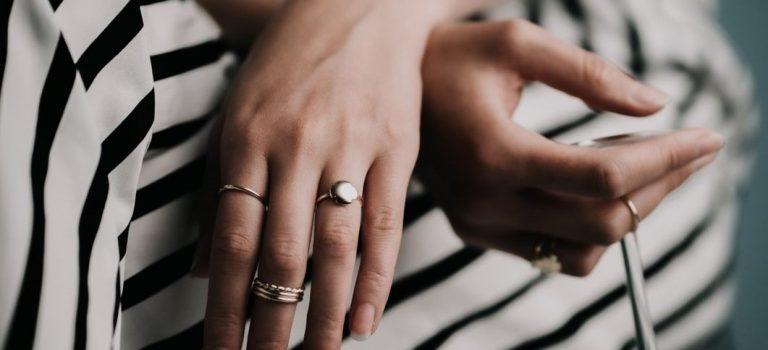 Šperky inspirované šampaňským