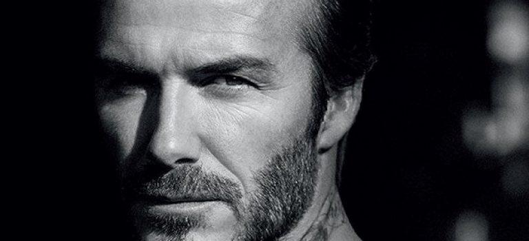 David Beckham a jeho nová pánská vůně