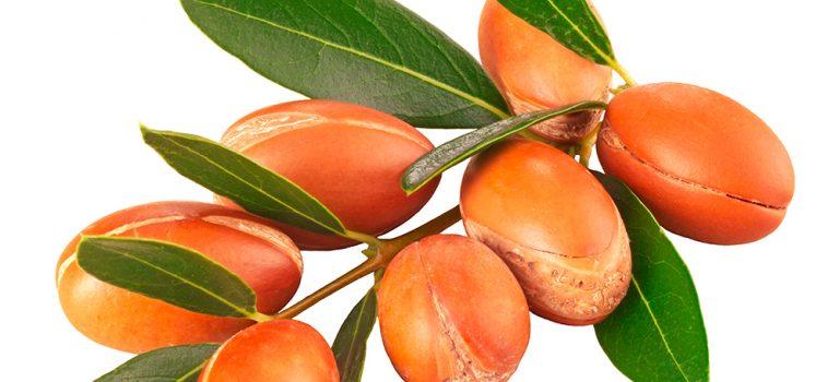 Arganový olej podporuje stimulaci pleti
