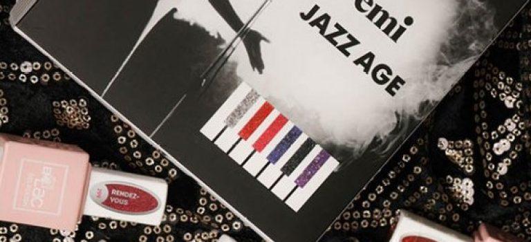 Jazzová inspirace pro vaše nehty