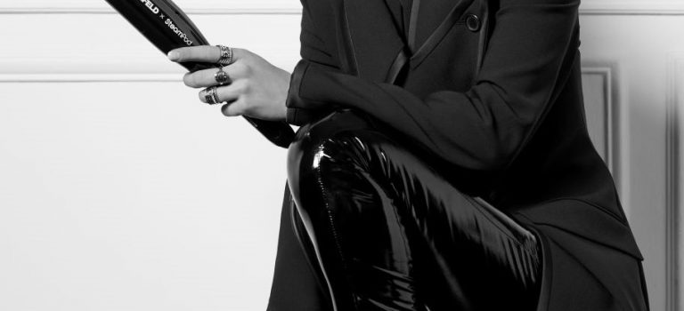 Steampod 3.0 X Karl Lagerfeld