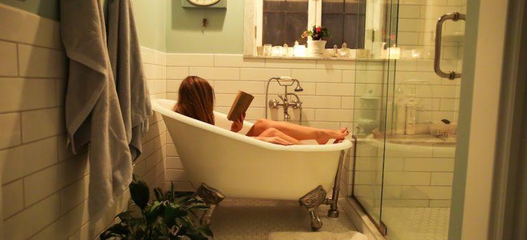 Slavíme světový den bublinkové koupele