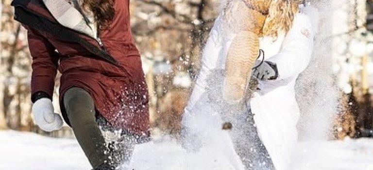 Výlet na hory v zimním obutí