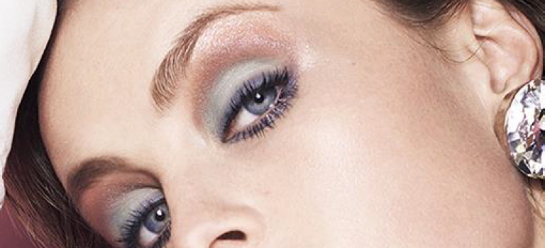 Ledově studený make-up YSL Beauty pro jaro a léto 2021