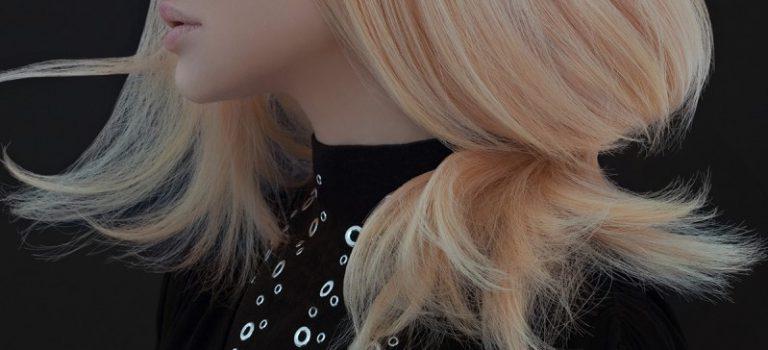 Geometrické styly pro blondýnky
