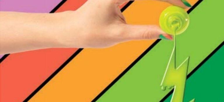 Neonové barvičky na nehty